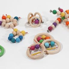 Giochi bebè (modello con palline)