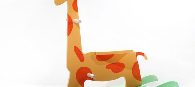 Giraffa a dondolo